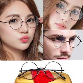 Oculo Redondo John Lennon Preto - Óculos no Mercado Livre Brasil bdab03f725