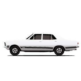 Faixas Adesivas Gm Opala Ss 1971 Várias Cores Thd Designs