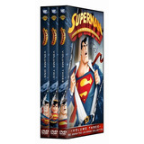 Superman Série Animada - Completo - 9 Dvds