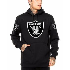 Blusa Moleton Oakland Raiders Futebol Americano 1702d7b800e