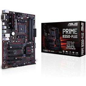 Tarjeta Madre Asus Prime B350-plus