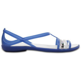 Crocs - Isabella Sandal W Blue Jean_202465-4ho