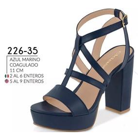 3c375a4a Zapatos Cklass Azules - Sandalias y Ojotas en Mercado Libre México