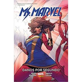Hq - Ms. Marvel - Danos Por Segundo - Completo Em Pdf