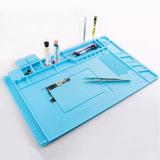 Manta Magnetica Antiestatica Silicone Azul 300x450 Oferta