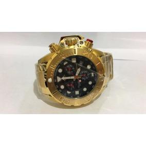 ec2a7852c0a Relogio Vip Dourado Espirit - Joias e Relógios no Mercado Livre Brasil