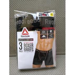 Boxers Reebok Performance Deportivos Workout 3 Pack