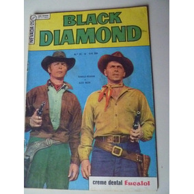 Nevada Nº25 Black Diamond Julho 1966 Ótimo !