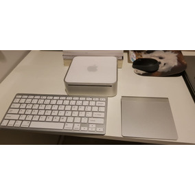 Mac Mini 2009 4gb De Ram E Ssd De 120 + Trackpad + Teclado