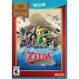 Juego Zelda Para Wiiu Nuevo Sellado Fisico