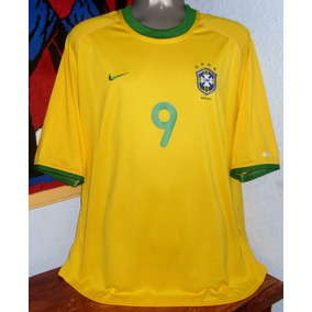 Brasil Nike Local 2000 Ronaldo Nazario Joya Hermosa dba10b8964695