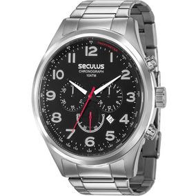 Relógio Masculino Seculus 23618g0svna1 Promo Verão