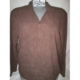 Sweater Sudadera Tela Polar Talla 2x Extragrande Americano