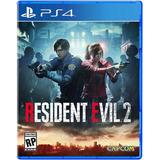 Resident Evil 2 - Fisico - Ps4 - Manvicio Store