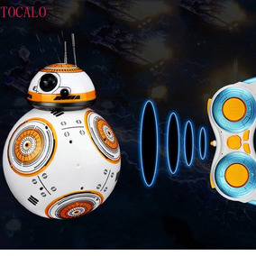Robô Bb8 Starwars Controle Remoto Sphero Indução Magnética