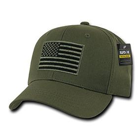cefb7ec01fdd2 Gorra De Operador Bordada Con Bandera Estadounidense De Ee.