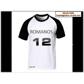 Camisetas Personalizadas  Mult Mr  Romanos 12 62d98da132596