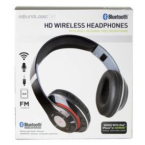 Audifonos Soundlogic Xt Wireless Bluetooth