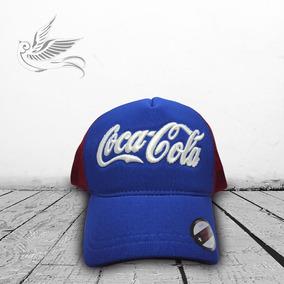 Bone Coca Cola Azul - Bonés no Mercado Livre Brasil 055ab5278db