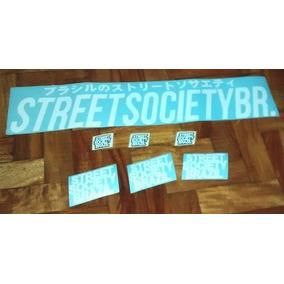 Kit Adesivos Streetsocietybr