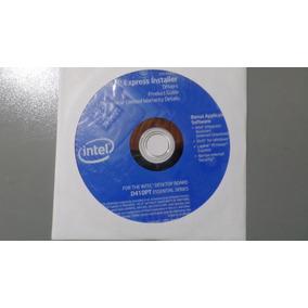 Cd Drivers Original Placa Mae Intel D410pt