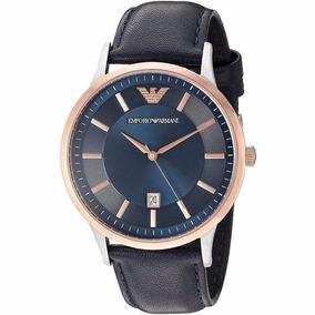 2fb6132aa6 Pulseras Piel - Reloj para Hombre Emporio Armani en Mercado Libre México
