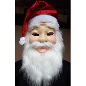 Mascara Papai Noel Luxo A Mais Barata Linda