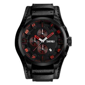 e43b0e29ea93 Reloj Militar Hombre Rectángulo Skmei Digital Analogo - Relojes en ...