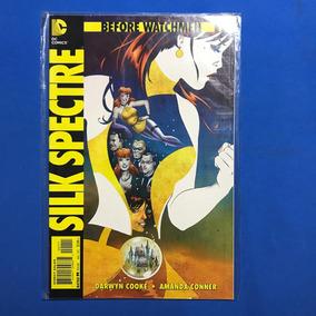 Coleção Before Watchmen - Silk Spectre (espectral) 1 A 4