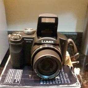 Camara Lumix Y Videocamara Sony
