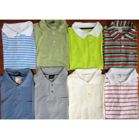 Camisa Polo Atacado Lote - Pólos Manga Curta Masculinas no Mercado ... 1b52e141b3265