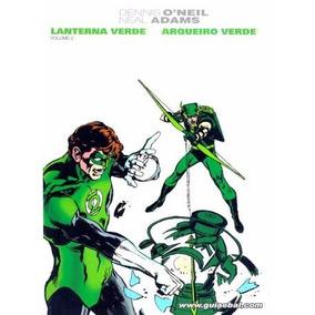 Grandes Clássicos Dc ! Lanterna Verde E Arqueiro Verde!