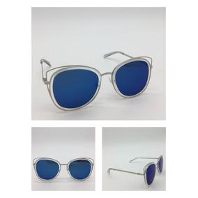 ef6e30873d937 Oculos Gatinho Transparente Vintage De Sol - Óculos no Mercado Livre ...