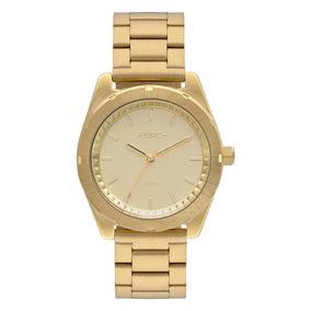Relógio Euro Dourado Feminino Analógico Eu2036ynw/4d