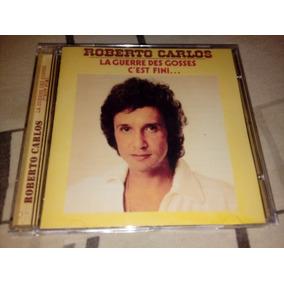 Cd Roberto Carlos Em Frances 1982 Rarissimo 50,00 Reais