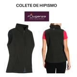 Colete Feminino De Hipismo Accessy Preto Fouganza Equitação