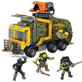 Tmnt Movie Camioneta Ninja (380 Piezas)