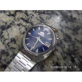 14609c21b6f Relogio Orient Automatico Antigo Arremate - Relógios no Mercado ...