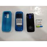 Telefono Tipo Mini Nokia Doble Chip Camara Memoria Radio Fm