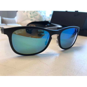9df8747847350 Lentes Ray Ban Azules Usados - Anteojos de Sol Ray Ban