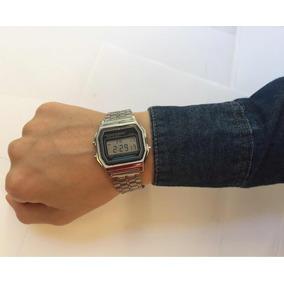 Reloj Vintage Moderno Nuevo Unisex Acero Inoxidable