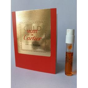 9aab230521c Amostra Perfume Eau De Cartier - Perfumes no Mercado Livre Brasil