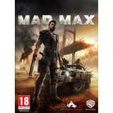 Mad Max (cd-key) - Steam