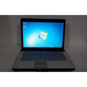 Notebook Toshiba Satellite A205 Intel Core2 Duo 3gb Hd 160gb