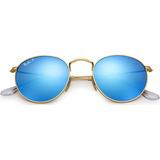 Oculos Rayban Lente Azul Redondo no Mercado Livre Brasil ee06ea25ba