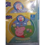 Coleccion Libro Aprende Ingles Con Peppa Pig N° 1 Al 20