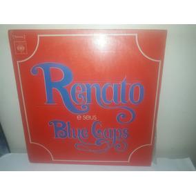 Lp Renato E Seus Blue Caps 1973 + 7 Lp
