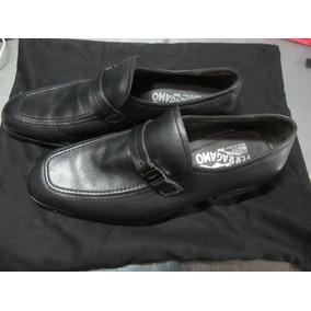 7d0a932108d1e Sapato Masculino Preto (salvatore Ferragamo) - Calçados