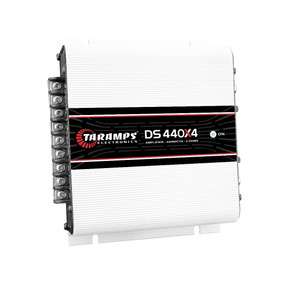 Modulo Taramps Ds 440x4 2 Ohms 440w Amplificador Automotivo