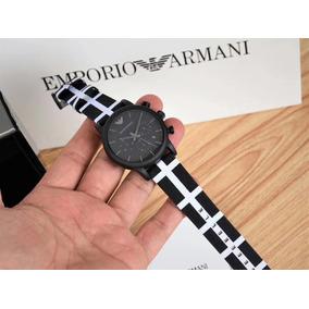 Relógio Emporio Armani 1860 Importado Top